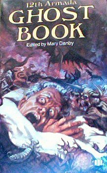 Armada Ghost Book 12. Paperback 1980.