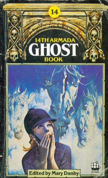 Armada Ghost Book 14. Paperback 1982.