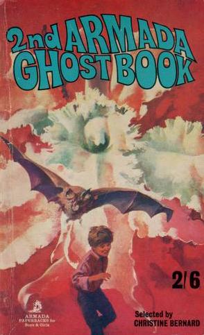 Armada Ghost Book 2. Paperback 1968
