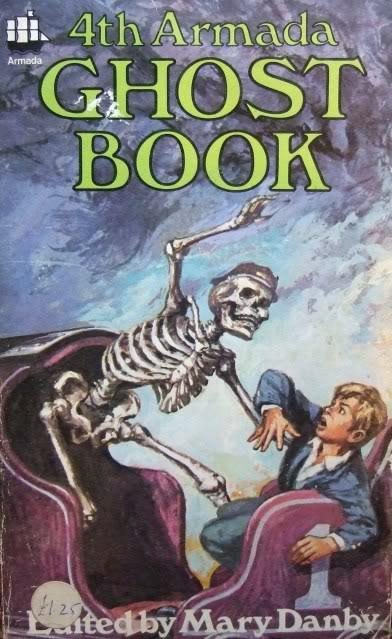 Armada Ghost Book 4. Paperback 1972