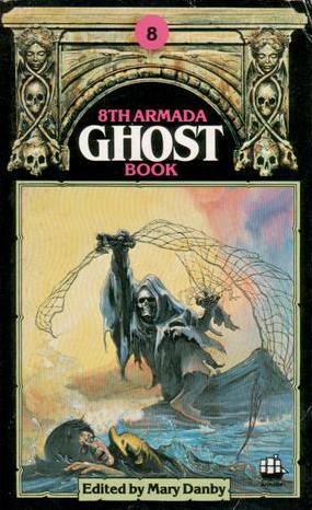 Armada Ghost Book 8, 2. udg. Paperback 1983