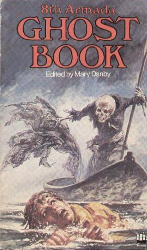 Armada Ghost Book 8. Paperback 1976.