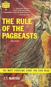 Paperback, Crest Books 1956