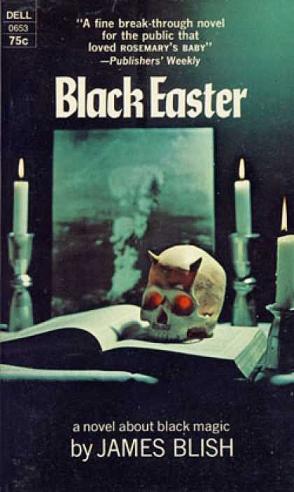 Paperback, Dell Books 1969. Forsidens herlige tableau er udført af Lawrence Ratzkin