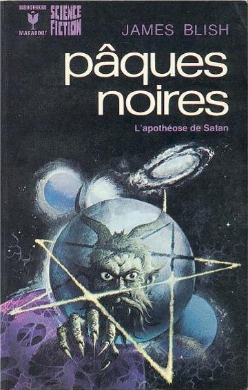 Paperback, Marabout 1975. Romanen i fransk udgave