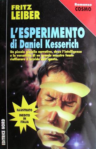 Paperback, Nord 1998. Her er den italienske udgave af romanen med et rigtig fint retro-cover