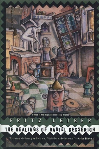 Paperback, Tor Books 1997. Forsiden er malet af Jason Van Hollander