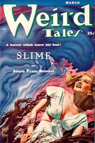 Weird Tales, marts 1958