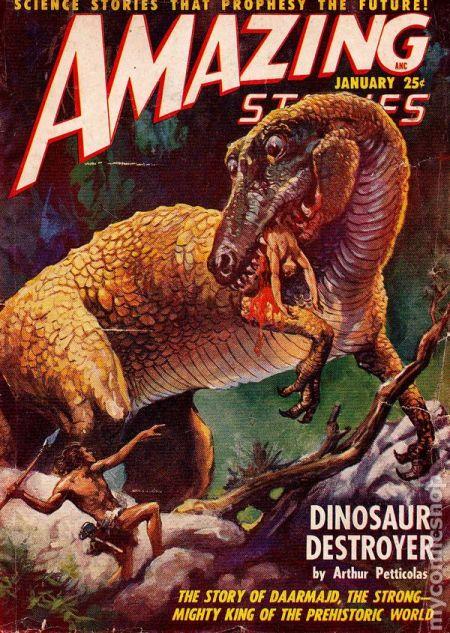 Amazing Stories, januar 1949