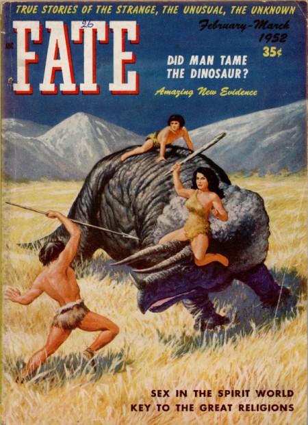 FATE, februar/marts 1952