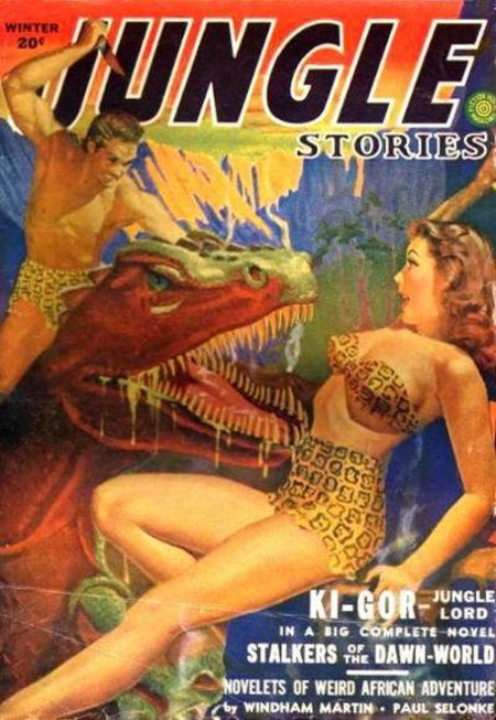 Jungle Stories, vinter 1943