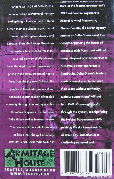 Paperback, Armitage House/Pagan Publishing 2000