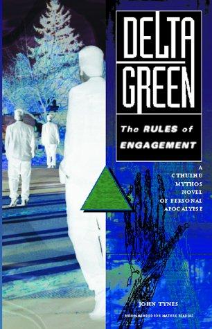 Paperback, Armitage House/Pagan Publishing 2000. Forsiden er lavet af Stephen Alzis i den for alle Delta Green-produkter karakteristisk hæslige stil