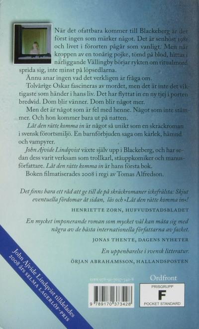 Paperback, Ordfront Förlag 2008