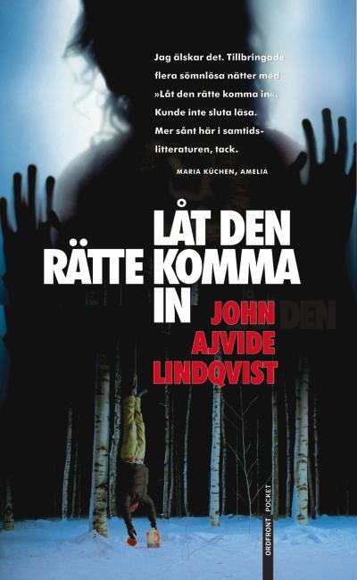 Paperback, Ordfront Förlag 2008. En trist udgave af bogen med forside fra filmen