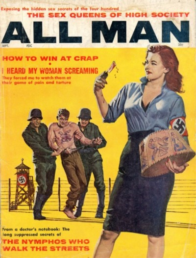 All Man, september 1961