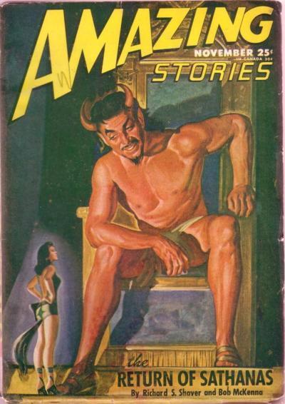 Amazing Stories, november 1946