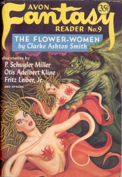 Avon Fantasy Reader, nr.  9 1949