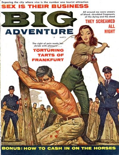 Big Adventure, marts 1961