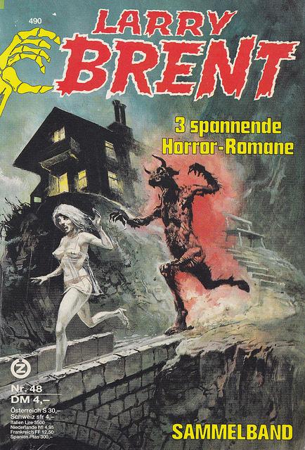 Larry Brent, nr 48 1988
