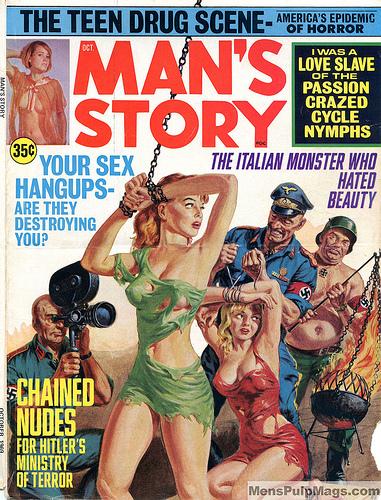Mans Story, oktober 1969