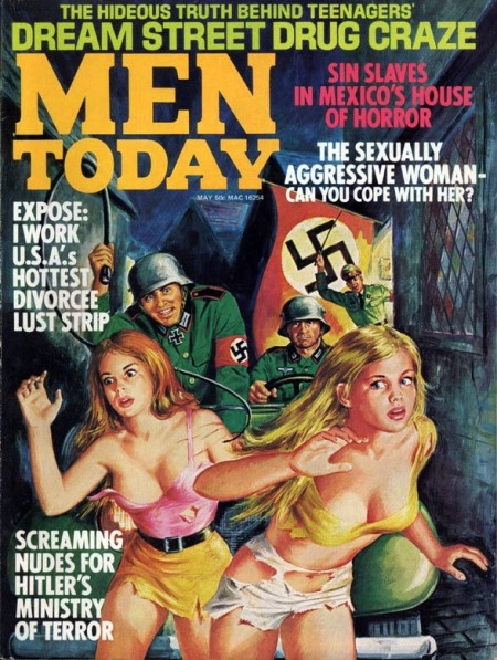 MEN TODAY, august 1972