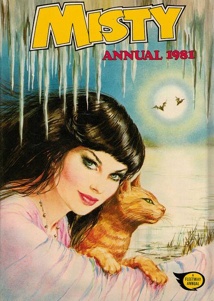 Misty Annual 1981