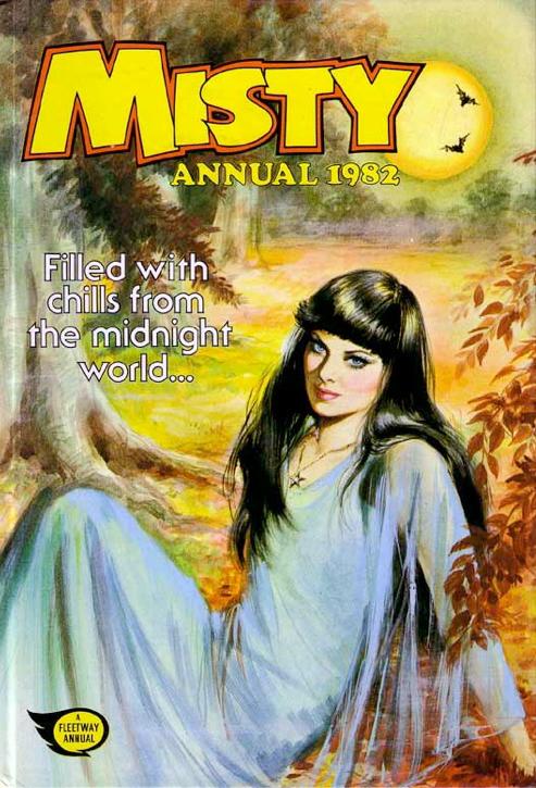 Misty Annual 1982