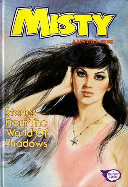 Misty Annual 1985