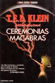 Paperback, Martínez Roca 1987. Spansk udgave af romanen