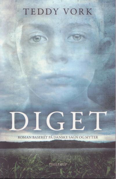 Paperback, Tellerup 2010. Vorks roste debutroman