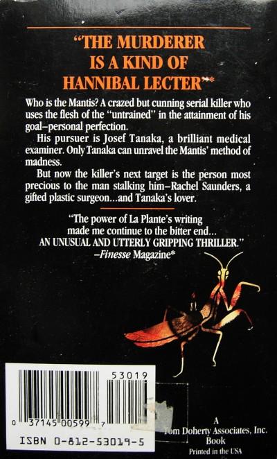 Paperback, Tor 1994