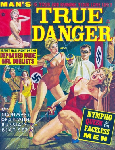 True Danger, april 1964