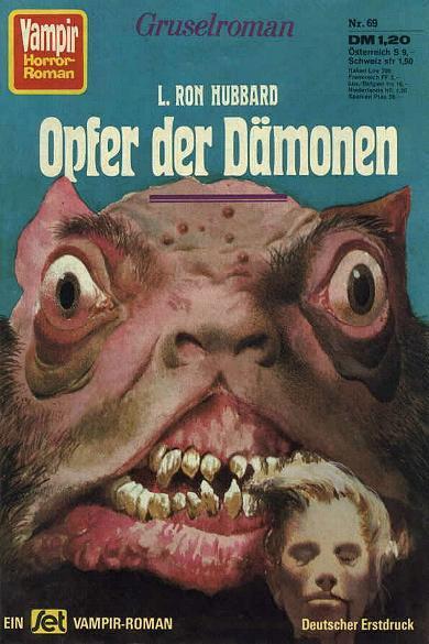 Vampir-Horror-Roman, Nr. 69 1974