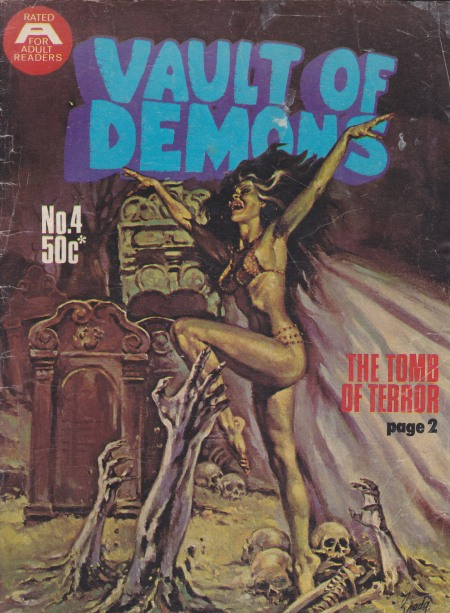 Vault of Demons, nr. 4 1977