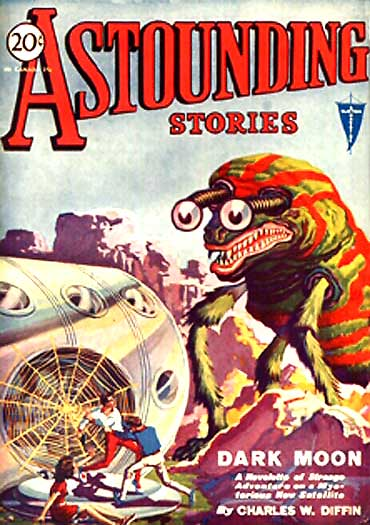 Astounding Stories, maj 1931