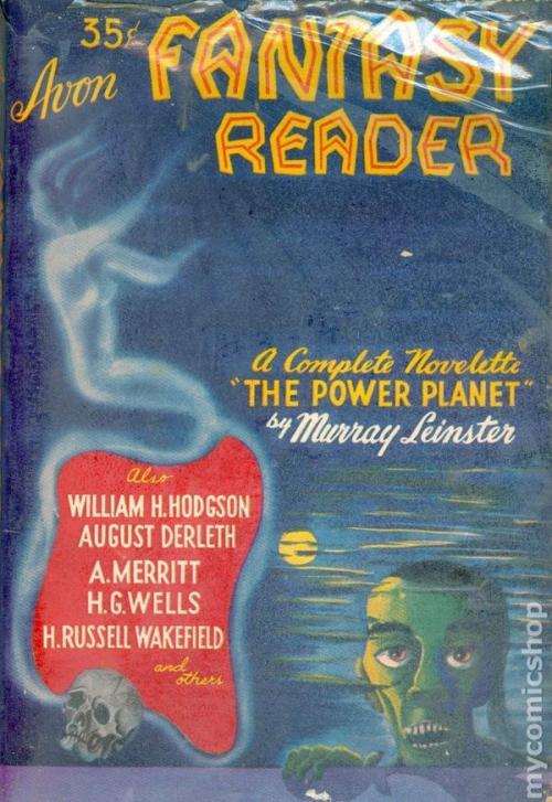 Avon Fantasy Reader nr. 1