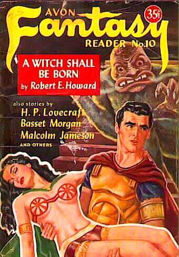 Avon Fantasy Reader nr. 10