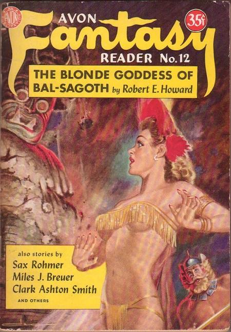 Avon Fantasy Reader nr. 12