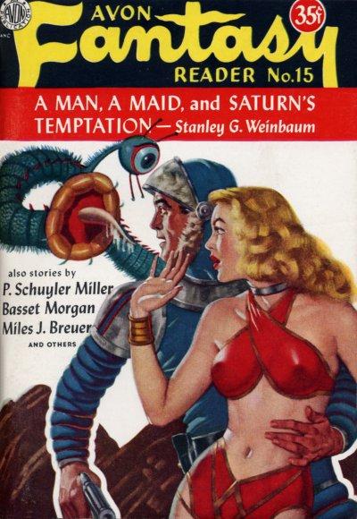 Avon Fantasy Reader nr. 15