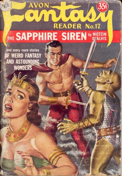 Avon Fantasy Reader nr. 17