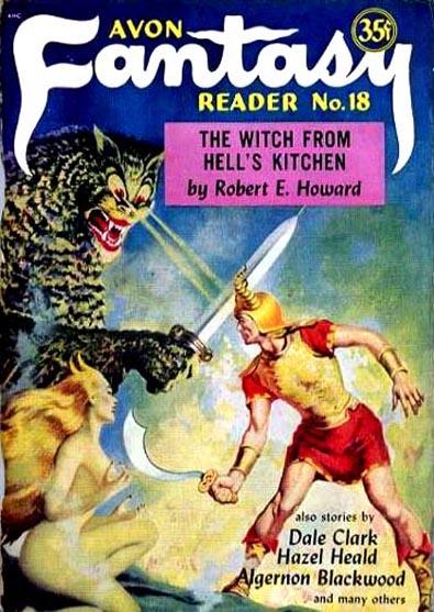 Avon Fantasy Reader nr. 18