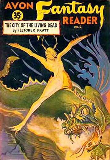 Avon Fantasy Reader nr. 2