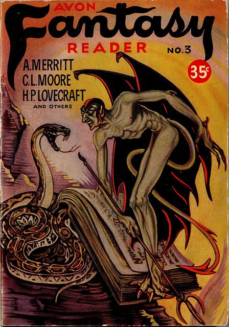 Avon Fantasy Reader nr. 3