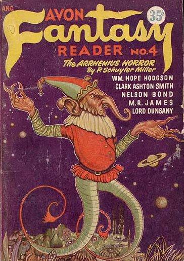 Avon Fantasy Reader nr. 4