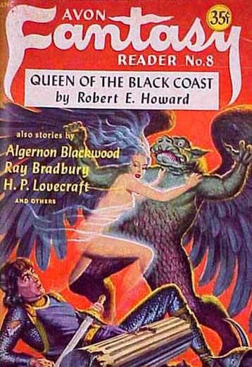 Avon Fantasy Reader nr. 8