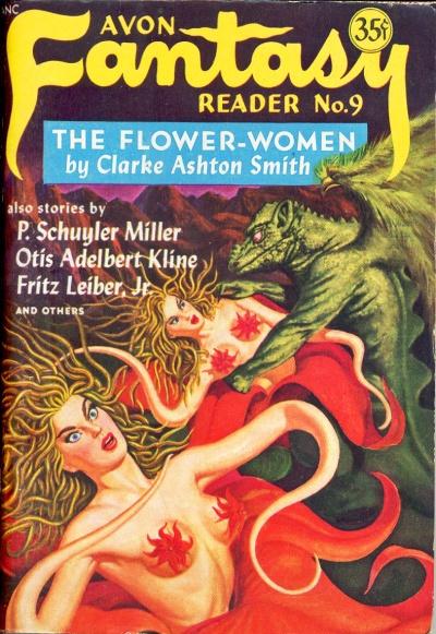 Avon Fantasy Reader nr. 9