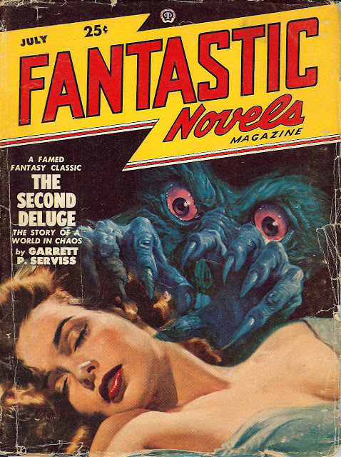 Fantastic Novels Magazine, juli 1948