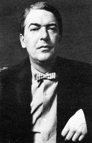 Sir Kingsley William Amis (16. april 1922–22. oktober 1995)