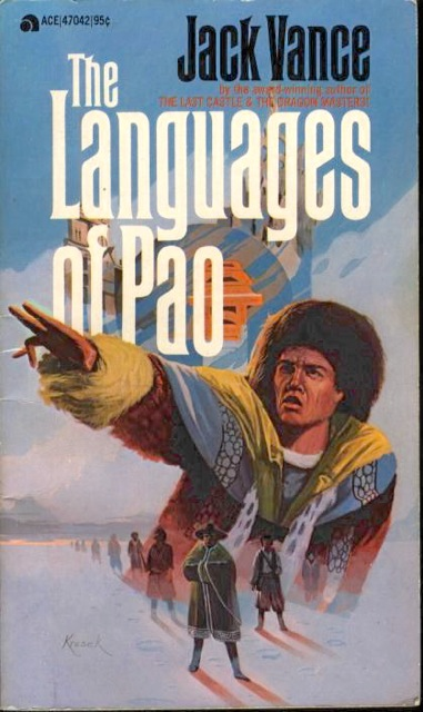 Paperback, Ace Books 1970